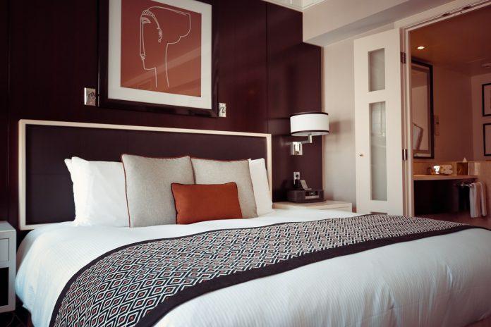 cameră de hotel