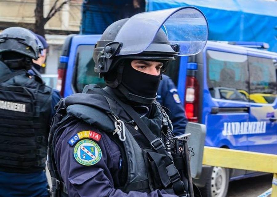 jandarmeria română jandarm