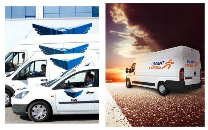 locuri de muncă la fan courier și urgent cargus