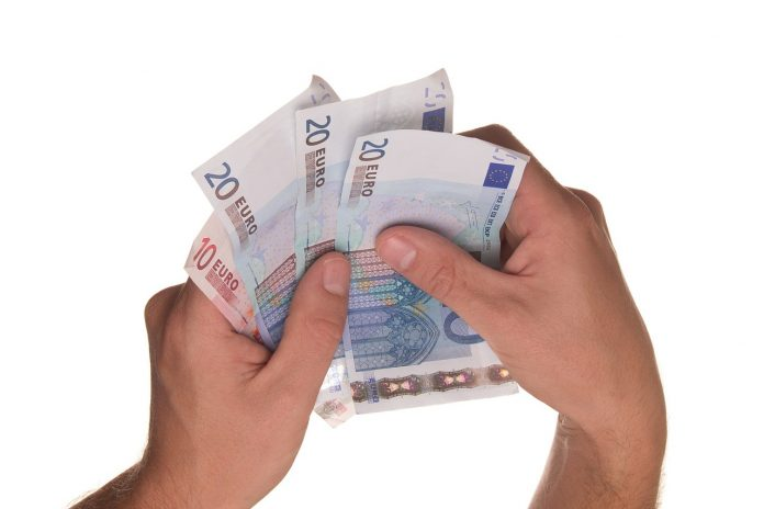 poprire pe conturi anaf bani euro
