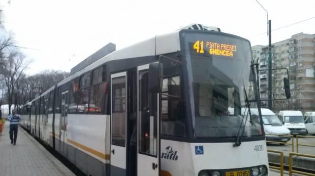 tramvaiul 41