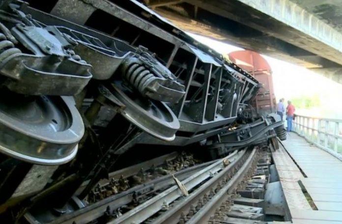 tren deraiat suceava