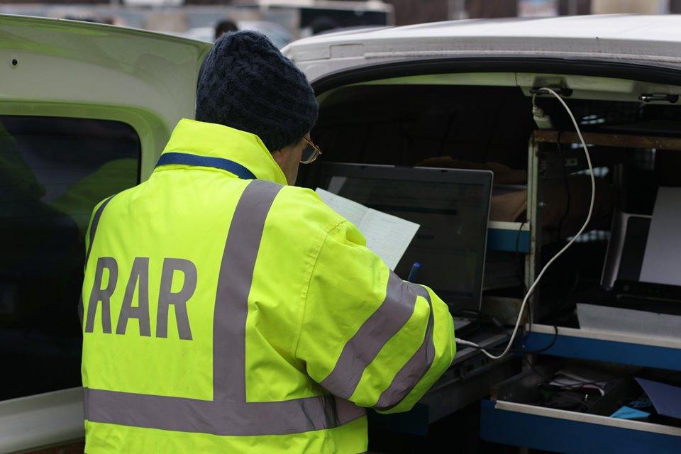 FOTO: Registrul Auto Român (RAR)