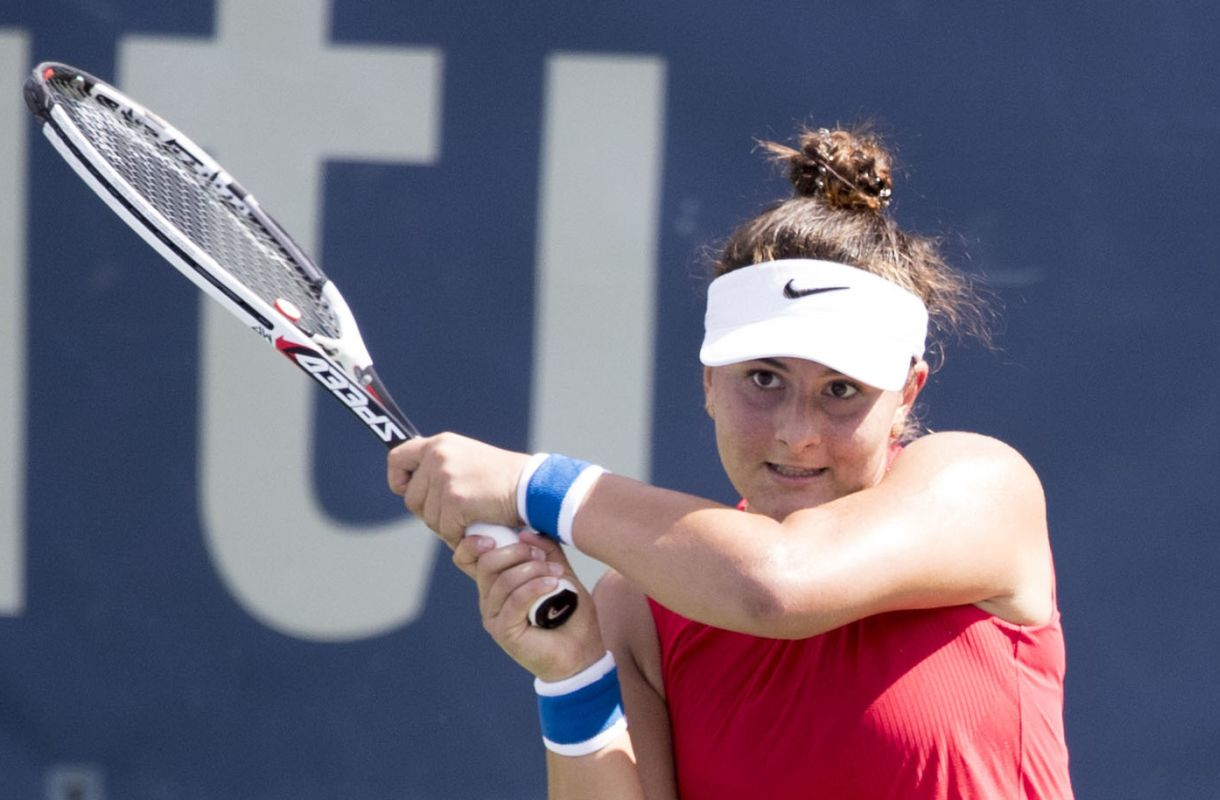 Bianca Andreescu FOTO: Keith Allison /Wikimedia Commons