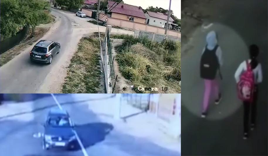 FOTO: Capturi video camere de supraveghere