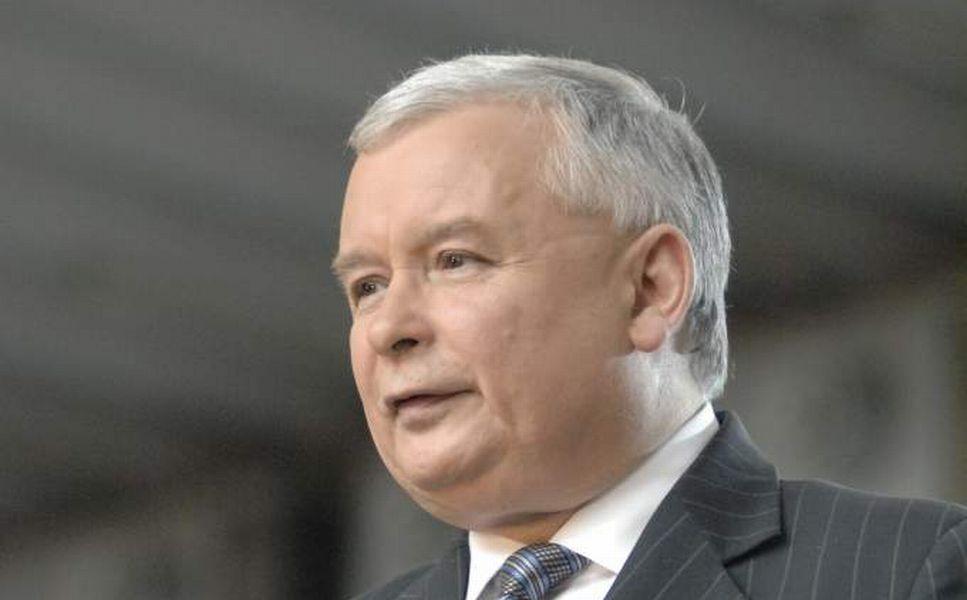 Jaroslaw Kaczynski FOTO: Wikimedia Commons