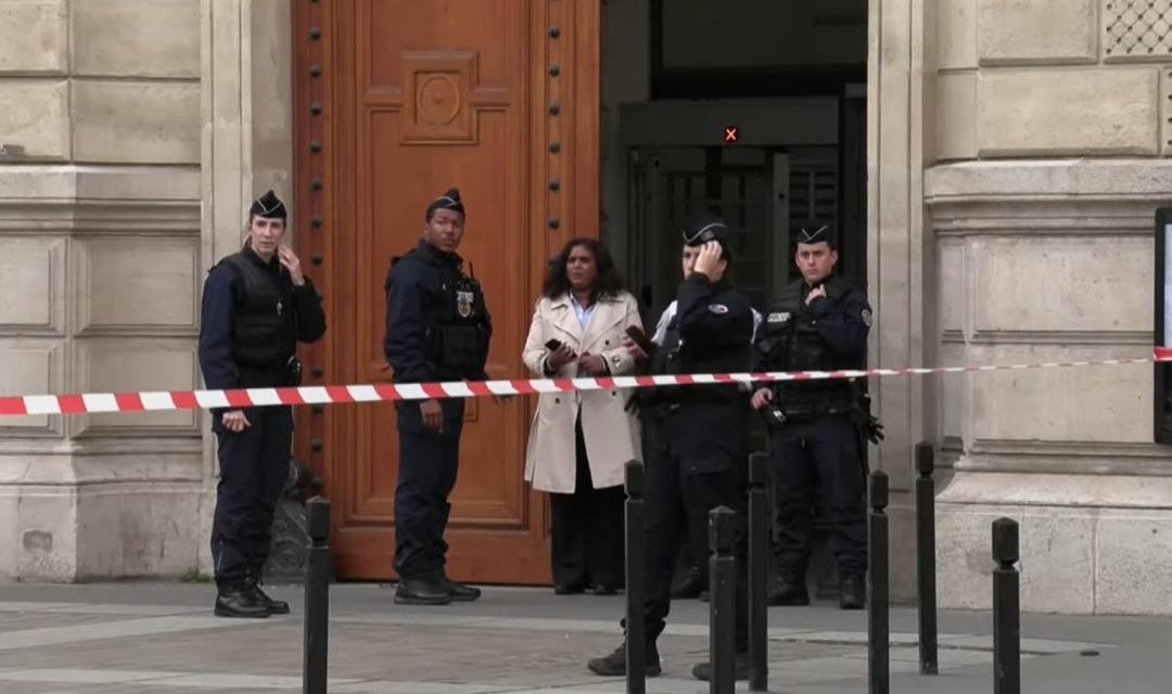 atac în paris