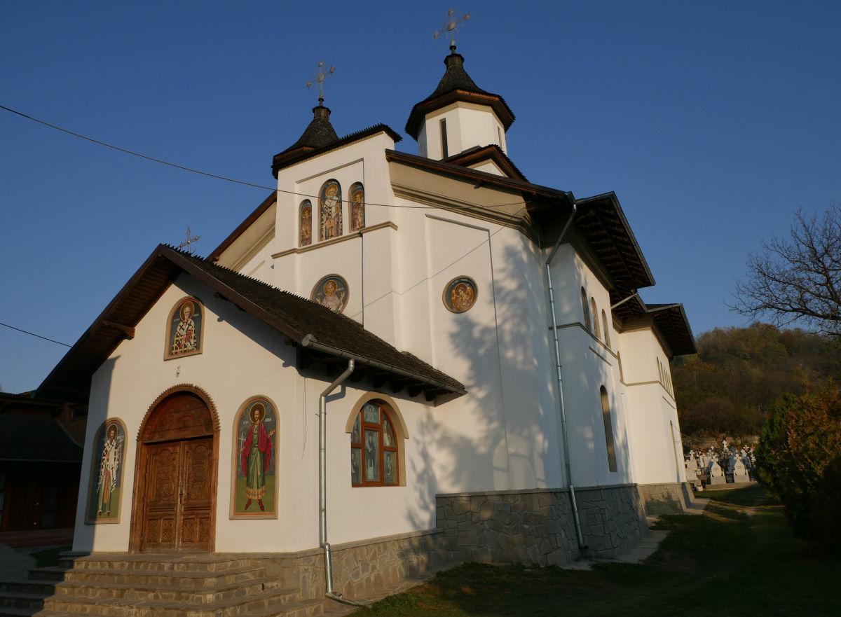 biserica din Cerasu