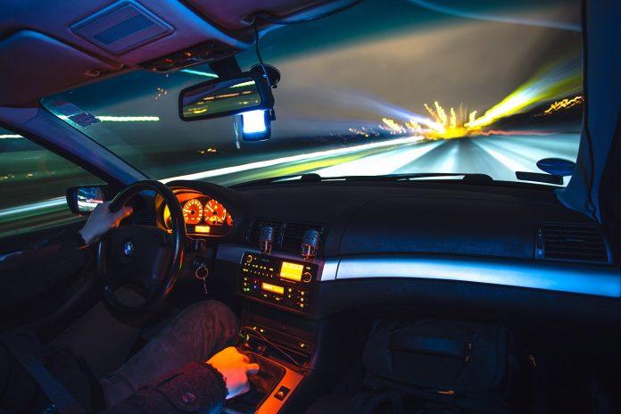 bmw mașină viteză
