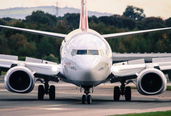 boeing 737 avion