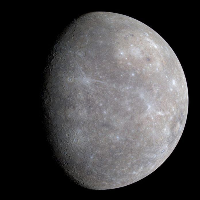 cea mai apropiată planetă de soare mercur
