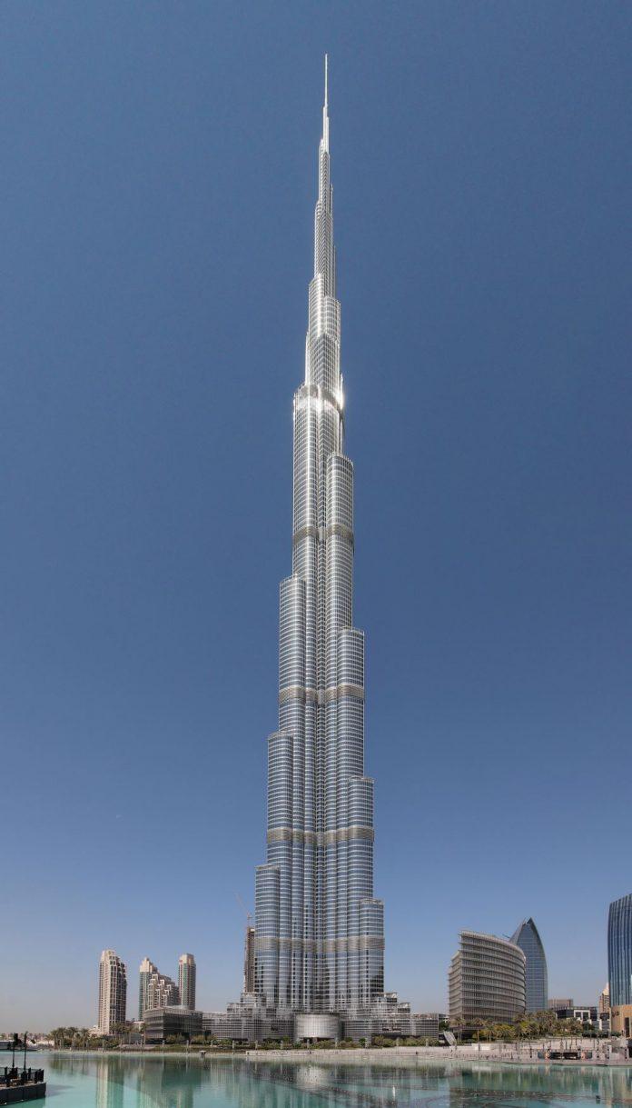 cea mai înaltă clădire din lume burj khalifa