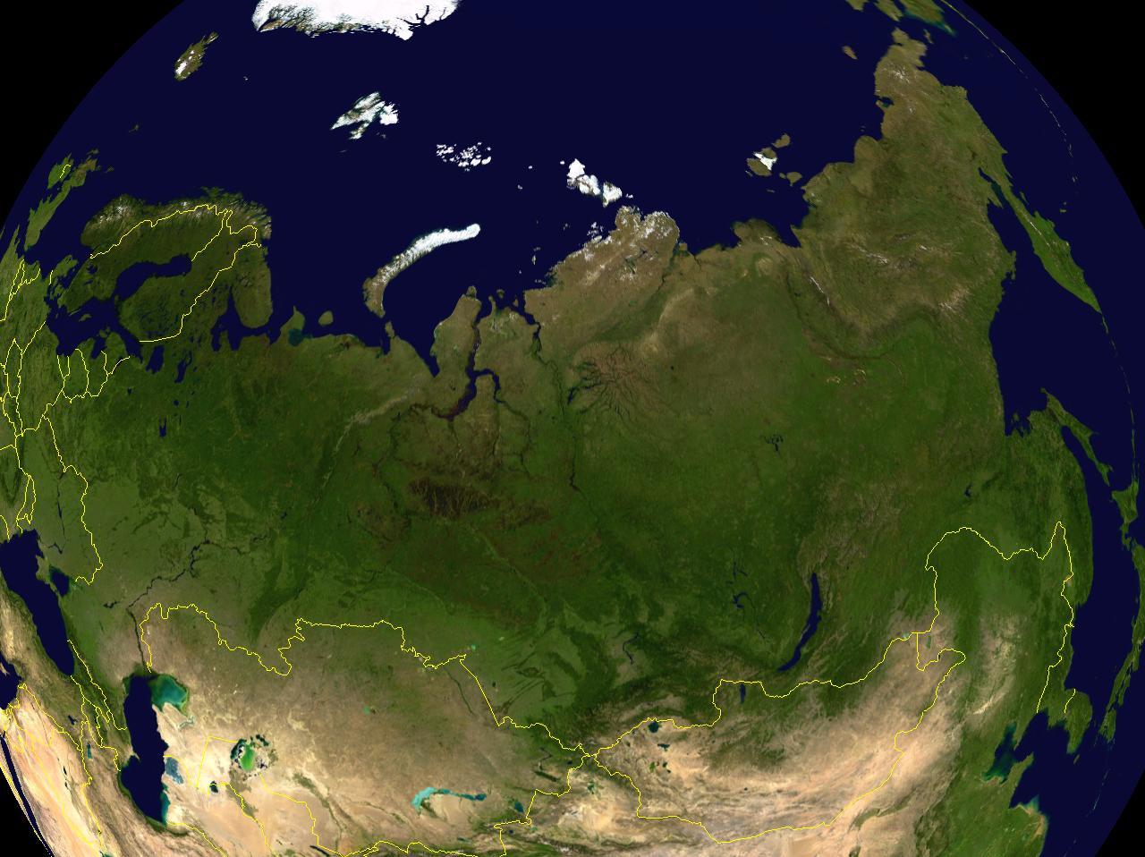 cea mai mare țară din lume