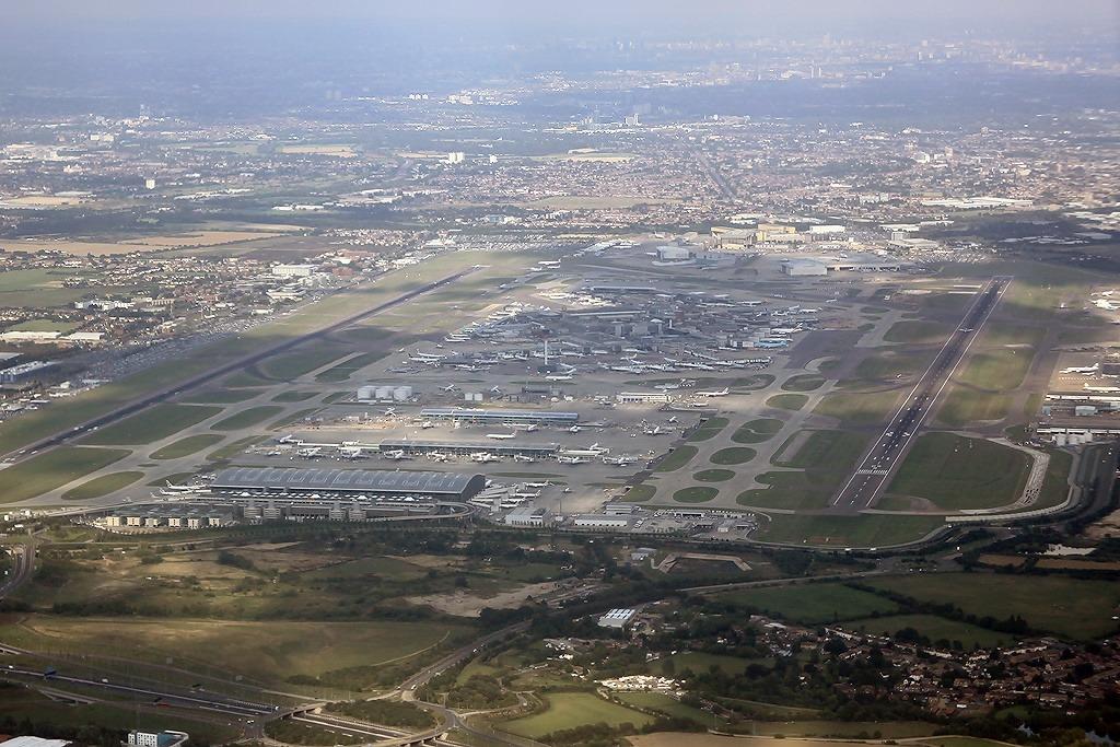 cel mai mare aeroport din europa aeroportul heathrow
