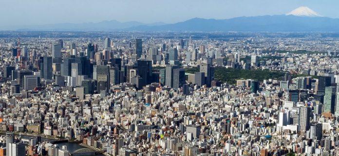 cel mai mare oraș din lume tokyo