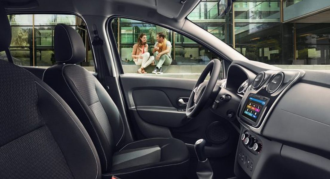 Dacia Sandero 2020 va fi lansată la Salonul Auto de la Geneva sau de la Paris FOTO: Dacia