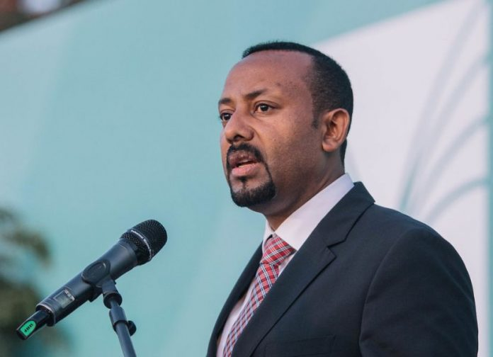 Laureatul Premiului Nobel pentru Pace, Abiy Ahmed, premierul Etiopiei FOTO: Aron Simeneh/Wikimedia Commons