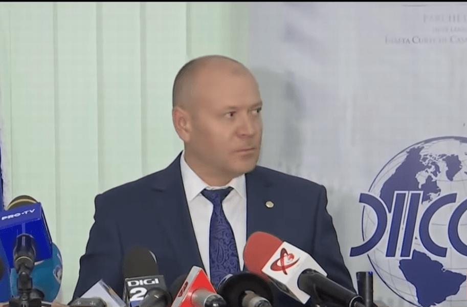 Șeful DIICOT, Felix Bănilă, și-a dat demisia