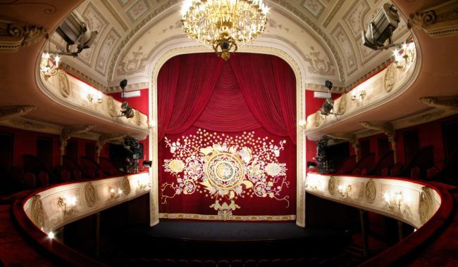 teatre în brăila