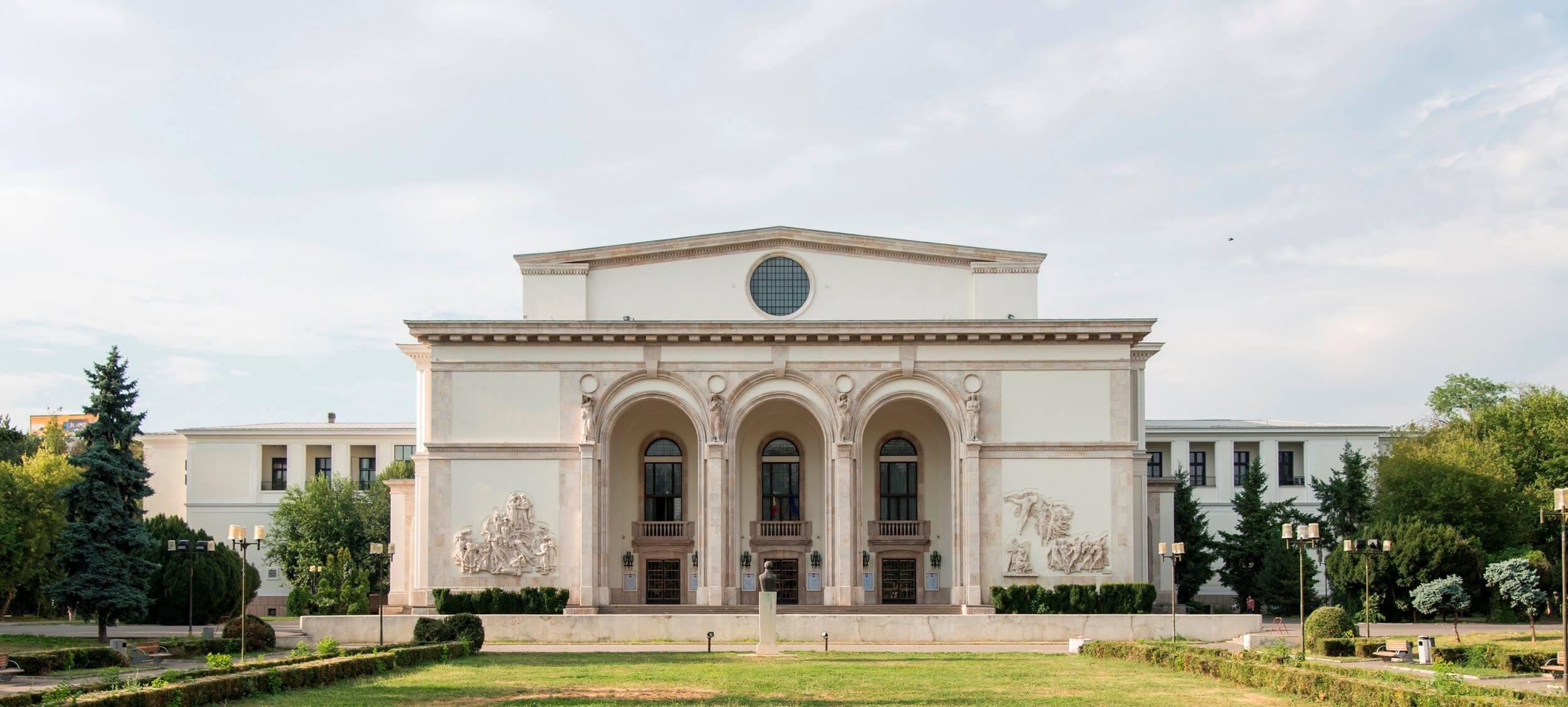 teatre în bucurești sectorul 5 opera națională bucurești