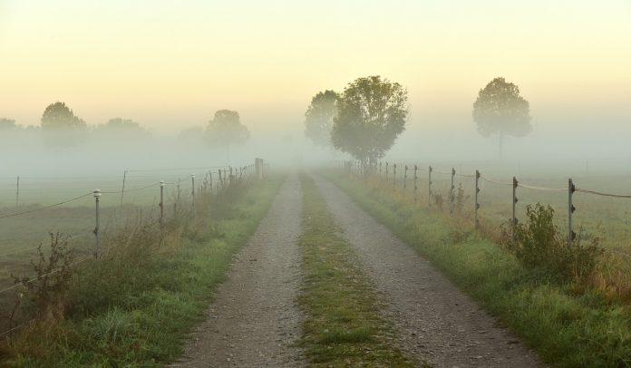 vreme toamnă ceață