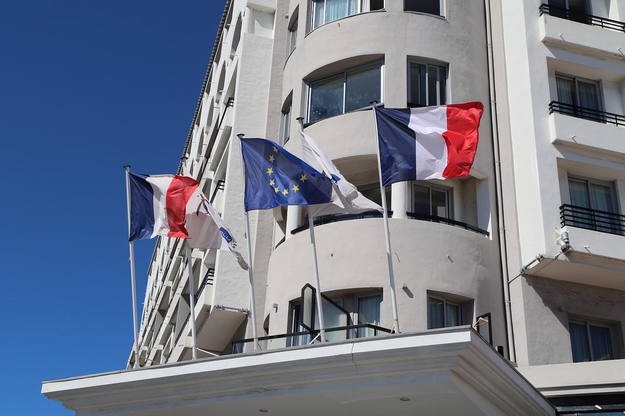 franța steag