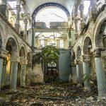 Sinagoga așkenază din Constanța FOTO: info-sud-est.ro