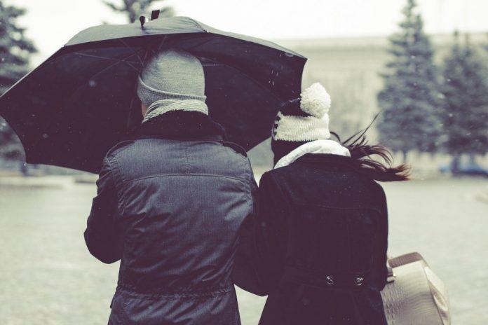 umbrelă frig toamnă vremea pe 15 zile