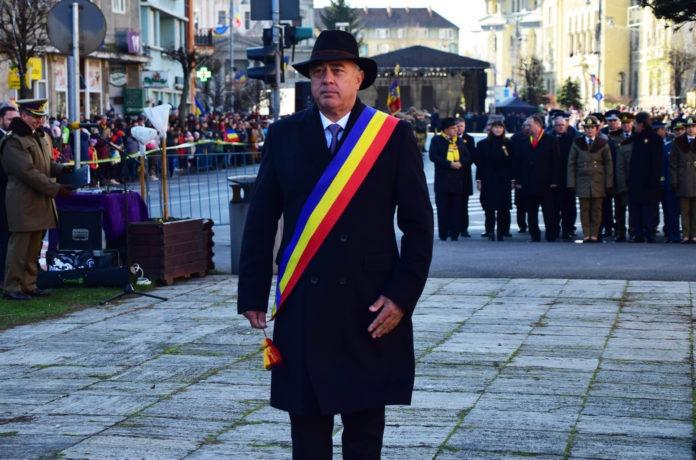 Dorin Florea, primarul din Târgu Mureș
