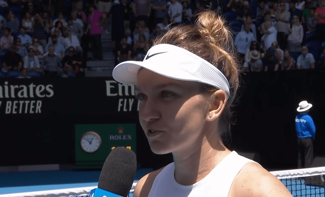 FOTO: Captură video Youtube/Australian Open TV