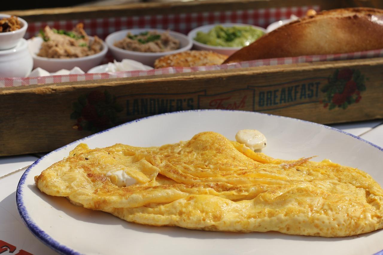 calorii omletă 2 ouă