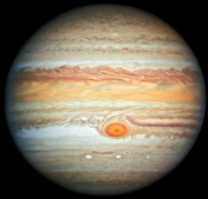 care este cea mai mare planetă din sistemul solar jupiter
