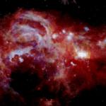 cea mai detaliată imagine centrul galaxiei noastre