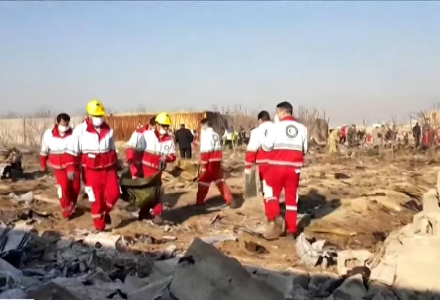 de ce s-a prăbușit avionul din iran