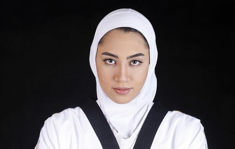 kimia alizadeh sportivă fuga iran