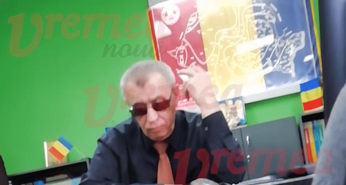 FOTO: Captură video VremeaNoua.ro