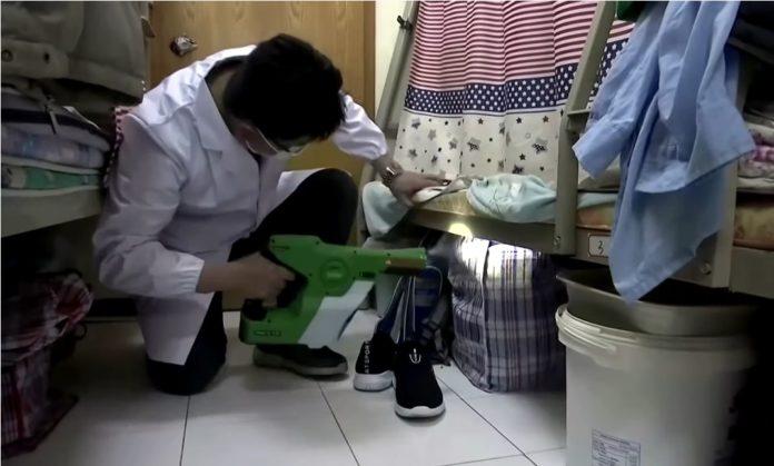 spray antiviral hong kong