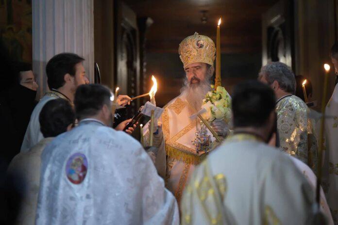 FOTO: Facebook/Arhiepiscopia Tomisului