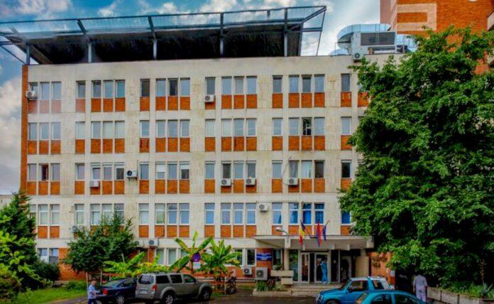 spitalul județean din oradea