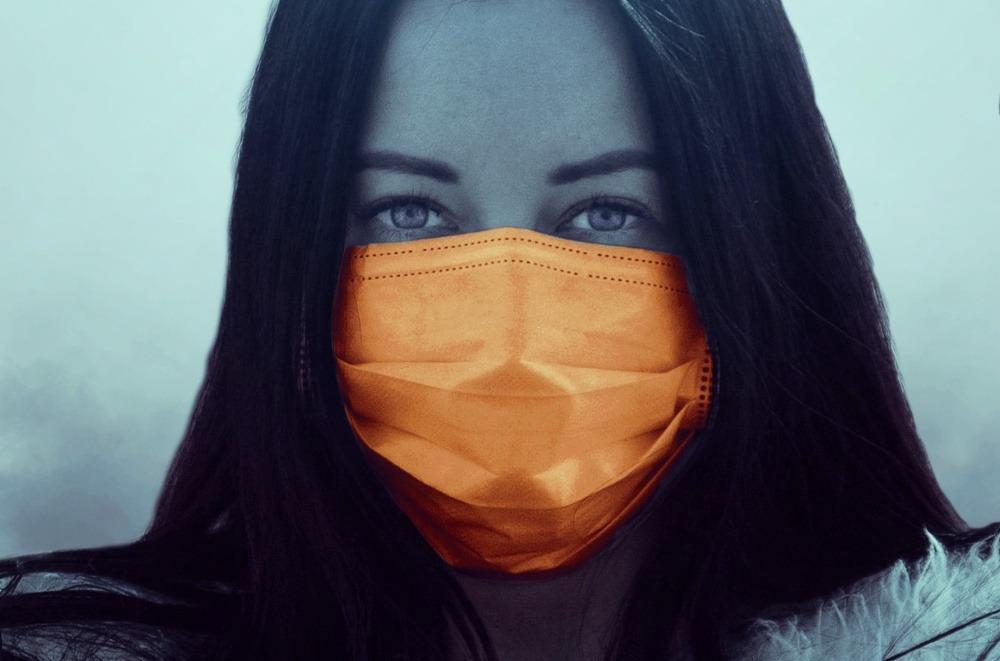 mască de protecție coronavirus virus
