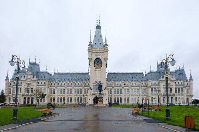 Palatul Culturii din Iași FOTO: Wikimedia Commons