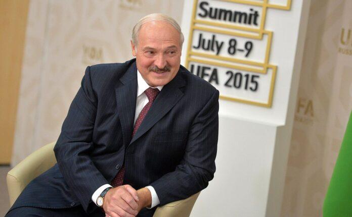 Aleksandr Lukasenko belarus