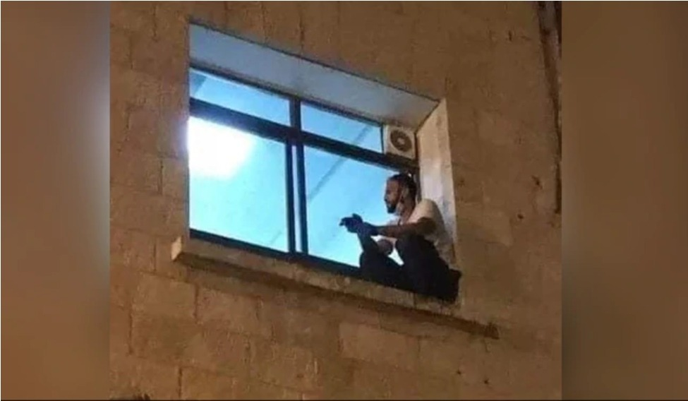 fiul spital palestina covid