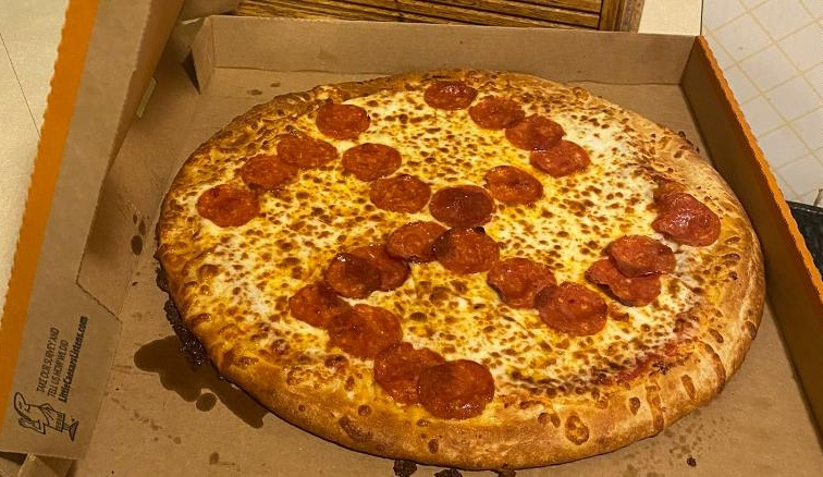 pizza svastică