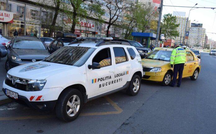 poliția locală polițist local