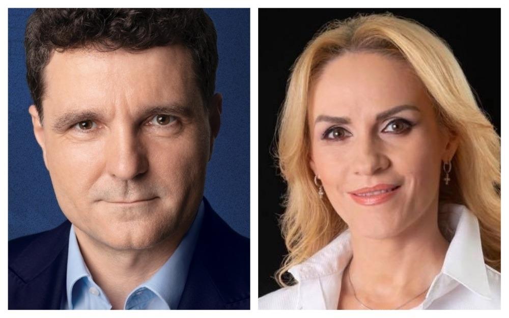 alegeri bucurești nicușor dan gabriela firea