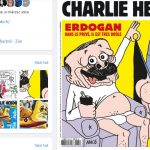 Charlie Hebdo erdogan