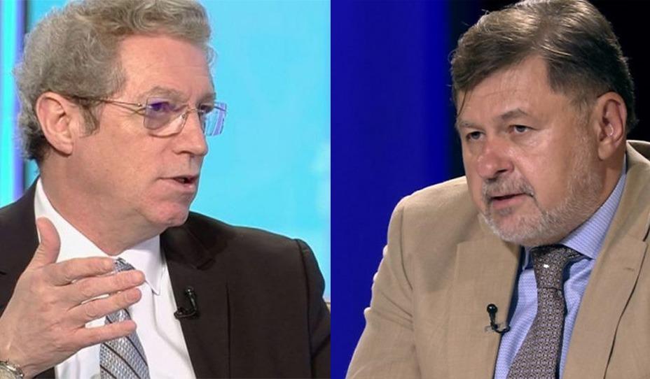 FOTO: Capturi video - Digi24 și Antena 3