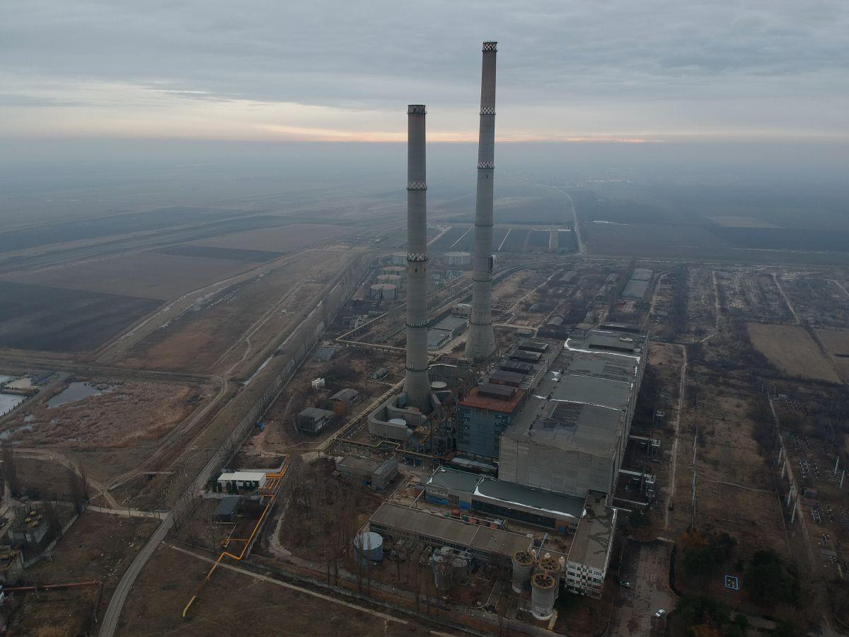 poluare combinat chimic fabrică chișcani ruine