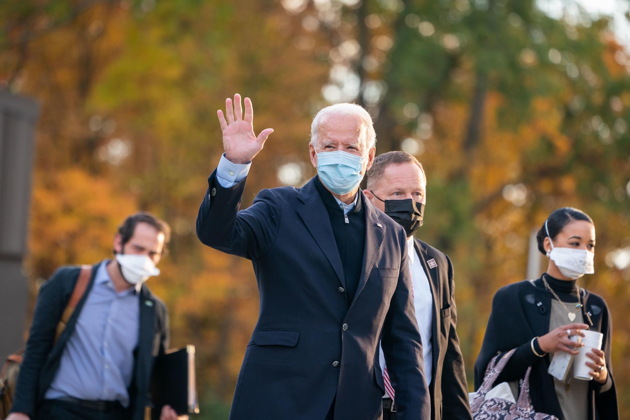 FOTO: Joe Biden/Facebook